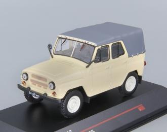 УАЗ 469 (1975), бежевый