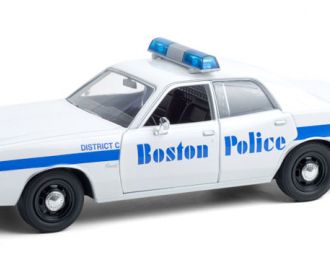 "DODGE Coronet ""Boston Police Department Massachusetts"" 1976"