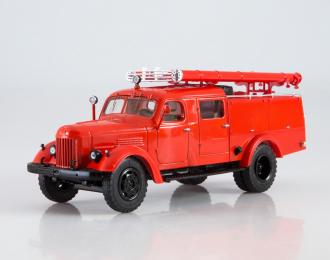 ПМЗ-17А на шасси ЗИЛ-164, красный