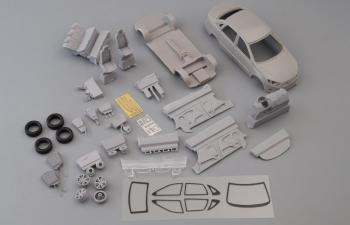 Сборная модель Lada Granta FL (2018)