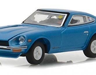 DATSUN 240Z 1970 Blue (Seattle 2014)