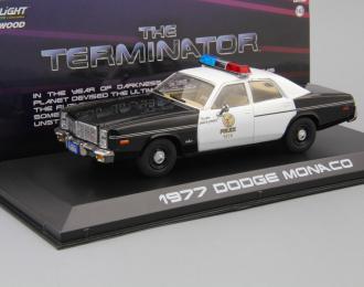 "DODGE Monaco ""Metropolitan Police"" 1977 (из к/ф ""Терминатор"")"