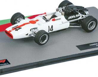 Honda RA 300 1967 Джона Сёртиса, Formula 1 Auto Collection 10