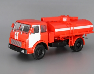 МАЗ-5334 АС-8 ПО, красный
