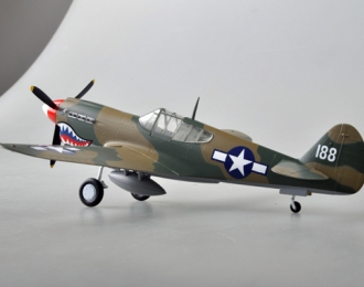 (Уценка!) Самолет P-40M China 1945