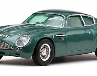 ASTON MARTIN DB4 GT Zagato, green