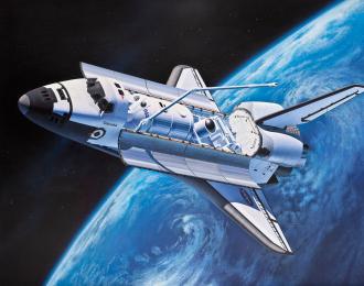Сборная модель Космический шаттл 40th Anniversary (подарочный набор)