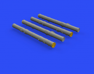 Дополнение к модели 9K114 Sturm ракеты