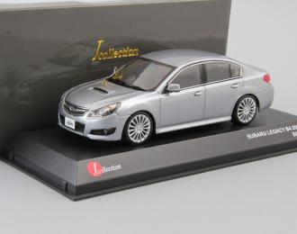 SUBARU Legacy B4 2,5GT S-Pack 2011, silver