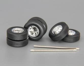 Набор колес на американские грузовики (4 шт.)