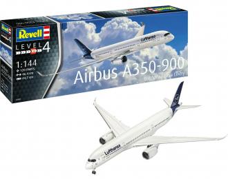 Сборная модель Самолет Airbus A350-900 Lufthansa New Livery