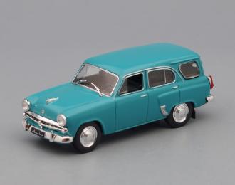 МОСКВИЧ-423, Автолегенды СССР 265, голубо-зеленый