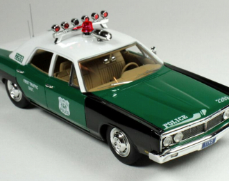 "FORD Galaxy ""New York City Police Department"" (NYPD) 1970"