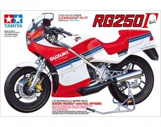 Сборная модель SUZUKI RG250 W/FULL OPTIONS KT