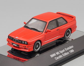 BMW M3 Sport Evolution Cecotto Edittion 1989, red