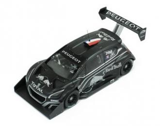 PEUGEOT 208 T16 S. Loeb Pikes Peak Test Car (2013), black
