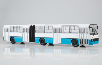 IKARUS-280, бело-синий