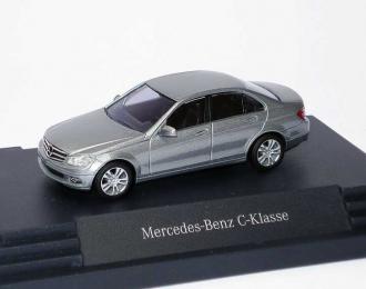 MERCEDES-BENZ C-Class Avantgarde, silver