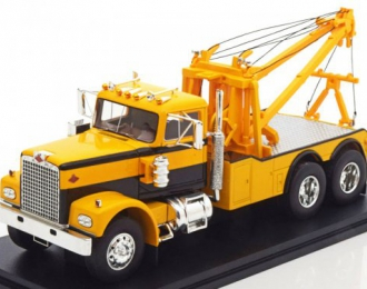 DIAMOND REO Tow Truck (1971), yellow / black