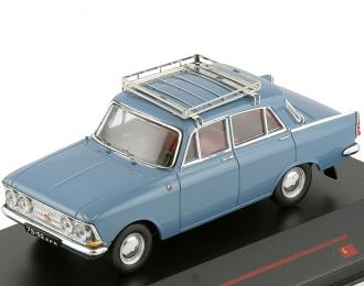 МОСКВИЧ 408E 4-е фары (1966), голубой