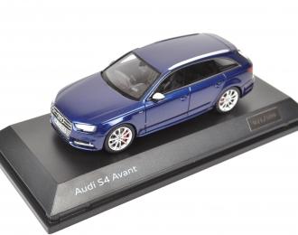 Audi A4 S4 8W B9 Avant Navarra blau