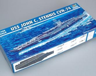 Сборная модель Американский авианосец USS JOHN C. STENNIS CVN-74