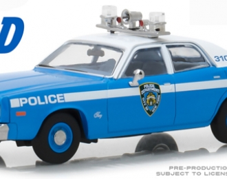 "PLYMOUTH Fury ""New York City Police Department"" (NYPD) 1975"