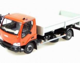 AVIA D-Line Container, Orange