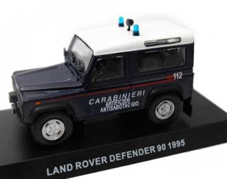 Land Rover Defender 90 1995 Antisabotaggio Carabinieri