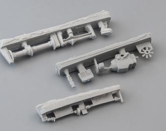 Набор деталей ходовой части УАЗ-452 (4x4, под металлические рамы)