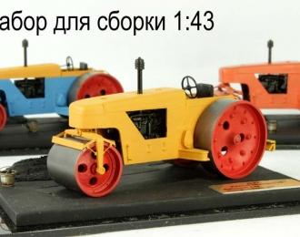 Сборная модель Каток дорожный Д-211