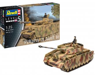 Сборная модель Panzer IV Ausf. H