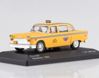 "CHECKER Marathon ""New York Taxi"" (1963), yellow"