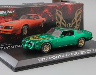 PONTIAC Firebird Trans Am 1977 Cameo White (Greenlight!)