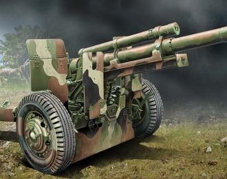 Сборная модель Американская полевая 105mm гаубица M2A1