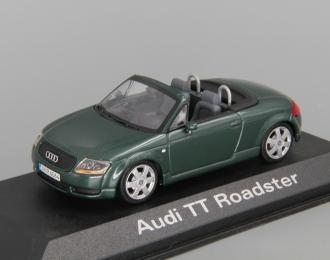 AUDI TT Roadster (dealer edition), green