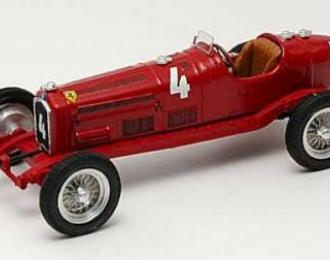 ALFA ROMEO P3 Tipo B - Monza 1934 - A. Varzi #4