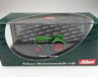 Fendt Farmer 2 Traktor (green)
