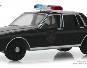 """CHEVROLET Caprice """"Black Bandit Police"""" 1980"""