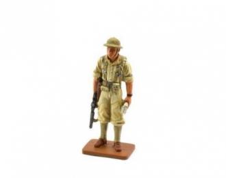 Лейтенант 26-го кавалерийского полка армии США Филиппины 1942