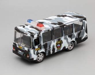 (Уценка!) Павловский автобус ОМОН, темно-синий камуфляж