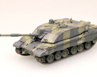 Alvis Vickers Challenger 2 Display Model British Army KFOR #32 Kosovo 1999