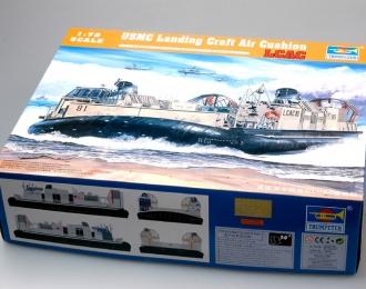 Сборная модель Американский десантный корабль на воздушной подушке