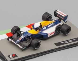 Williams FW 14B Найджел Манселл (1992), Formula 1 Auto Collection 7