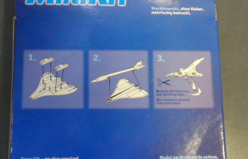 """Сборная модель Concorde """"British Airways"""""""