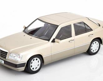 Mercedes-Benz E-Class (W124) - 1989 (rauch silver)