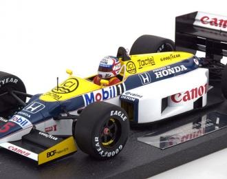 WILLIAMS HONDA FW11 - NIGEL MANSELL - 1986