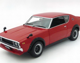 Nissan Skyline GT-R 2000 (KPGC110) Street Sports 1972 (red)