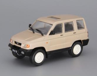 УАЗ 3160, Автолегенды СССР 228, бежевый