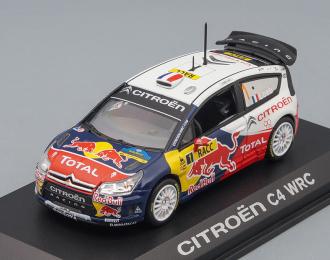 CITROEN C4 WRC Rally Catalogne (Sebastien Loeb - Daniel Elena) 2009, цветной